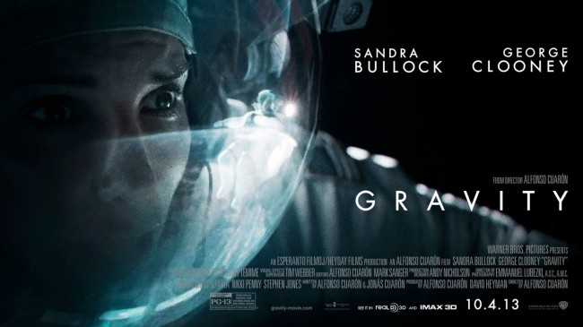 My thoughts on 'Gravity' – stars Sandra Bullock and George Clooney