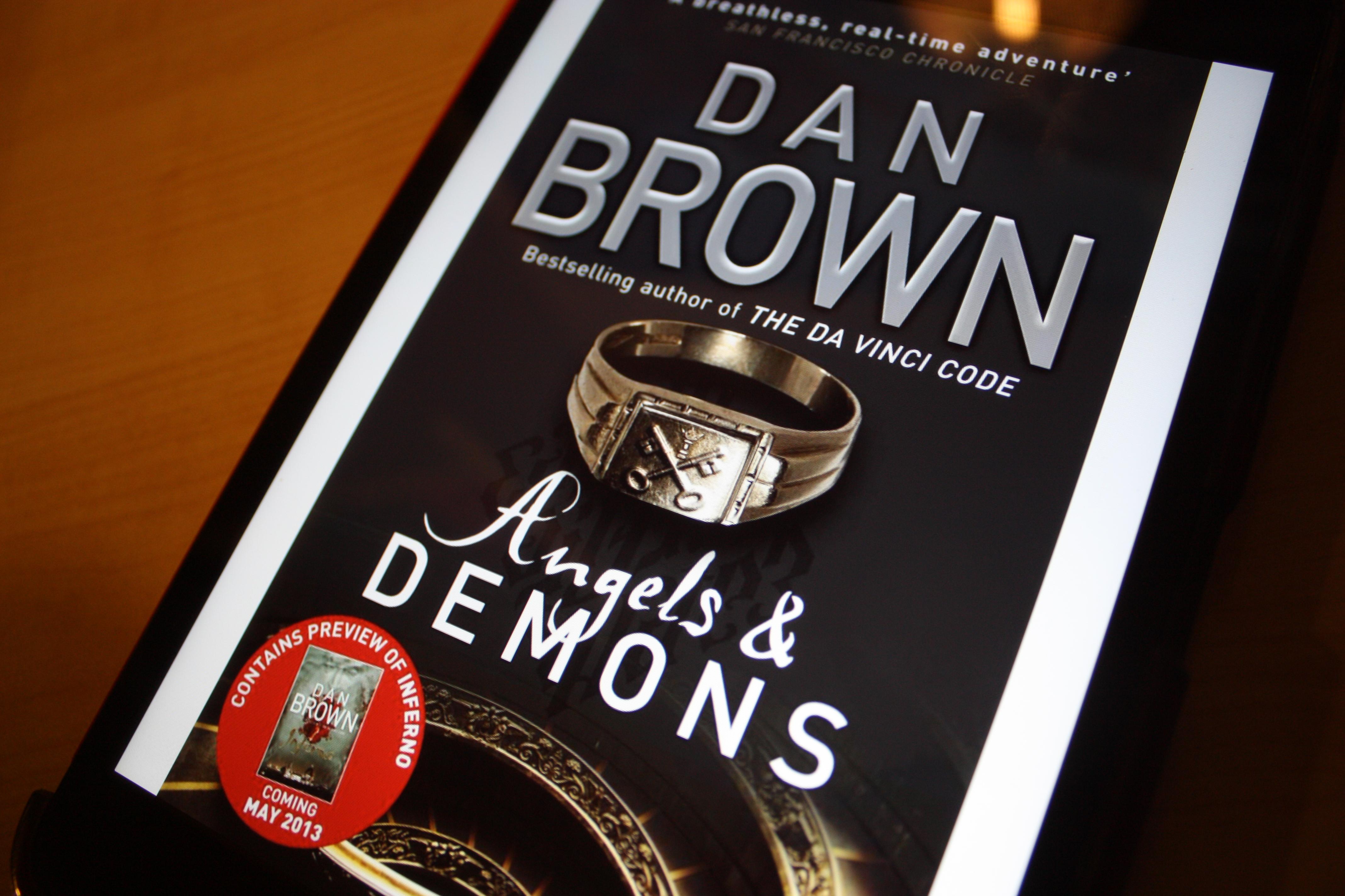 Angels and Demons (Robert Langdon #1) by Dan Brown