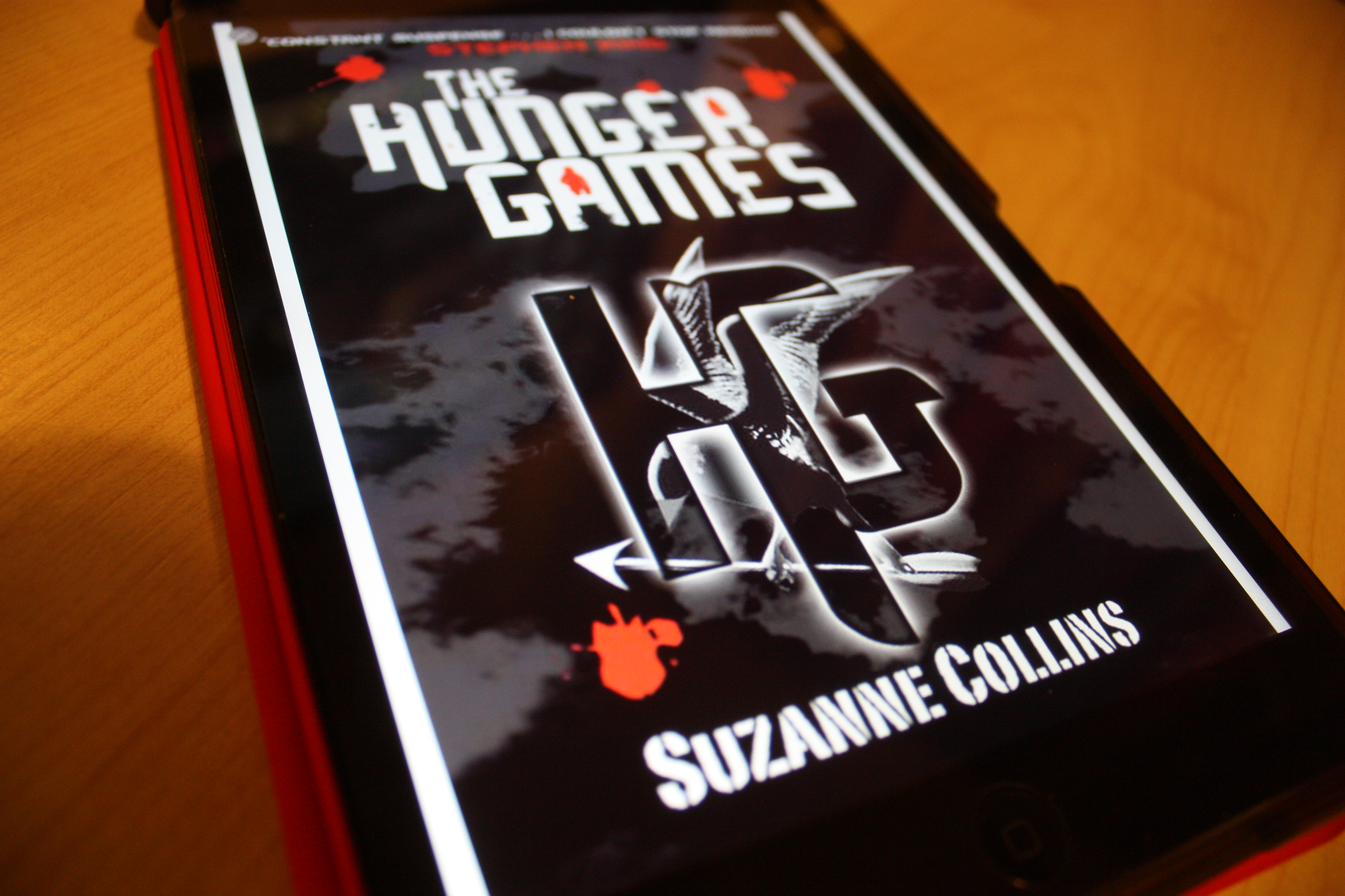 The Hunger Games #1 by Suzanne Collins