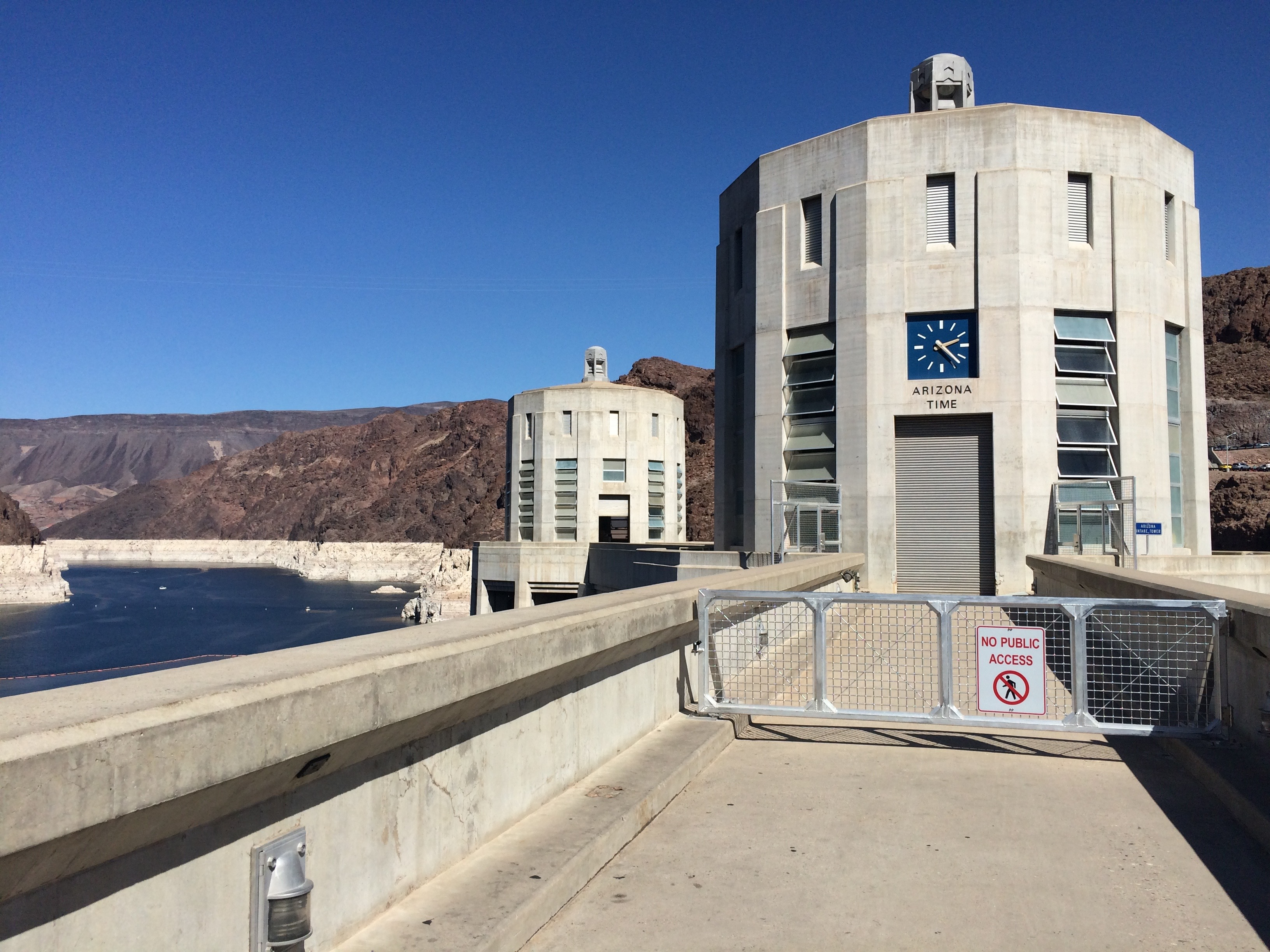 Hoover Dam – The Rambles of Nuggetstump